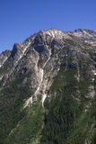 Gebirgszug am Nordkaskaden-Nationalpark Lizenzfreies Stockfoto