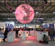 GEBISSEN 2013, internationaler Tourismus-Austausch Stockbilder