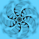 Gebläse. vektor abbildung