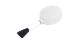 Gebläse-Bürste für Reinigungslinse und Kameras. Lizenzfreie Stockfotografie