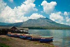 Mt Batur Royalty Free Stock Photo