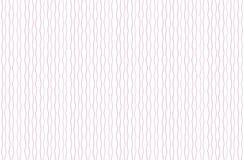 Gebogen lijnenpatroon Royalty-vrije Stock Fotografie