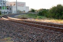 Gebogen rond de kromming in Austin, TX Royalty-vrije Stock Afbeelding