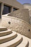 Gebogene Architektur Lizenzfreie Stockfotografie
