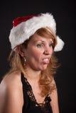 Gebohrt am Weihnachten Stockfoto