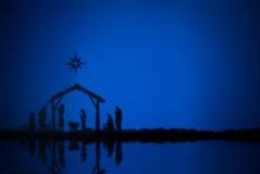 Geboorte Jesus Royalty-vrije Stock Afbeelding