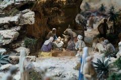 Geboorte van Christus Royalty-vrije Stock Afbeeldingen