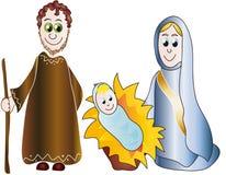 Geboorte van Christus Royalty-vrije Stock Afbeelding
