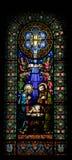 Geboorte van Christusglas Royalty-vrije Stock Fotografie