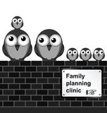 Geboortenregeling Royalty-vrije Stock Afbeeldingen