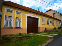Geboorteplaats Tsjechische Republiek President Ludvik Svoboda Stock Foto's