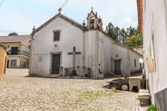 Geboortestad van Jacinta en Zuster Lucia, de herders stock afbeeldingen
