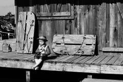 Geboren op Bayou Royalty-vrije Stock Afbeeldingen