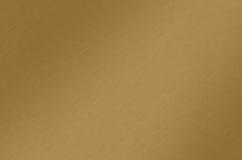 Geborsteld brons of gouden textuur Stock Foto