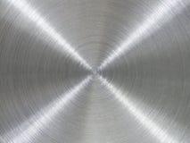 Geborsteld staal Royalty-vrije Stock Foto's