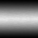 Geborstelde staalachtergrond Stock Afbeeldingen