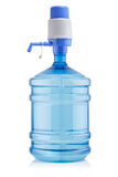 Gebotteld drinkwater royalty-vrije stock fotografie