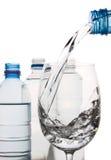 Gebotteld water Royalty-vrije Stock Foto