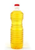 Gebottelde olie Stock Foto