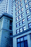 Gebouw-Montreal, Canada Stock Afbeelding
