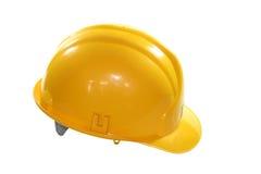 Gebouw-plaats helm Stock Afbeeldingen