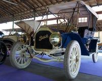 1906 gebouwd Buick modeld touring Stock Foto's