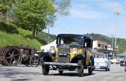 1934 gebouwd Fiat 508 Balilla Royalty-vrije Stock Fotografie