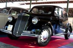 1950 gebouwd Lancia Ardea Royalty-vrije Stock Afbeeldingen