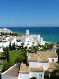 Gebouwen Algarve 2 Royalty-vrije Stock Foto