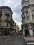 Gebouwen in Buenos aires Royalty-vrije Stock Foto