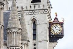 Gebouwen en scènes in centraal de stadscentrum Engeland het UK het Verenigd Koninkrijk van Londen Stock Foto's