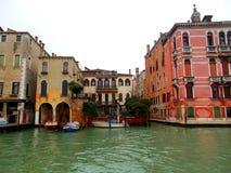 Gebouwen in Italië stock fotografie