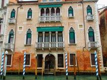Gebouwen in Italië stock foto