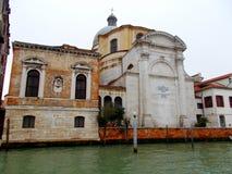 Gebouwen in Italië stock afbeelding