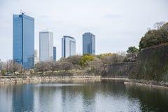 Gebouwen in Japan Royalty-vrije Stock Fotografie