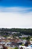 Gebouwen in Oslo van de binnenstad 5 stock afbeeldingen