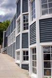 Gebouwen in Stad de Van de binnenstad van het Park Royalty-vrije Stock Fotografie