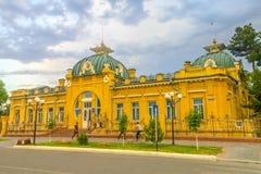 Gebouwen 04 van de Kokandstad royalty-vrije stock foto's