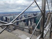 Gebouwen van de Stad van New York royalty-vrije stock foto