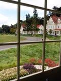 Gebouwen van Presidio in San Francisco Royalty-vrije Stock Fotografie