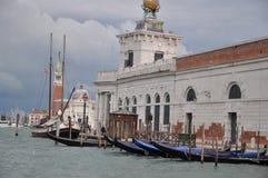 Gebouwen in Venetië Royalty-vrije Stock Afbeeldingen