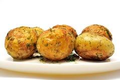 Gebraden aardappel Royalty-vrije Stock Afbeelding
