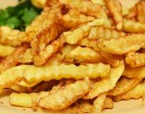 Gebraden aardappels Stock Afbeelding