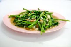 Gebraden groente Stock Afbeelding