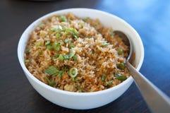 Gebraden rijst royalty-vrije stock foto's