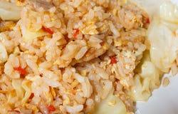 Gebraden rijst Stock Afbeelding