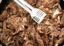 Gebraden vlees Stock Afbeelding