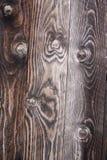 Gebrand hout Stock Afbeeldingen