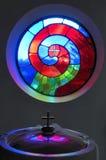 Gebrandschilderd glas Stock Afbeelding