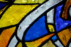 Gebrandschilderd glas 3 Royalty-vrije Stock Foto's